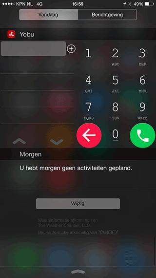 yobu-widget-bellen