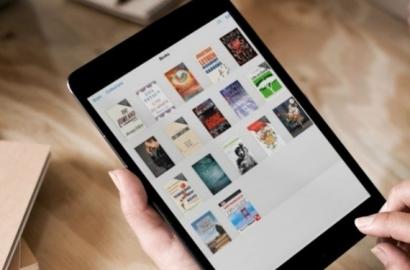 iPad ebooks