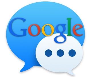 Berichten en Google Hangouts