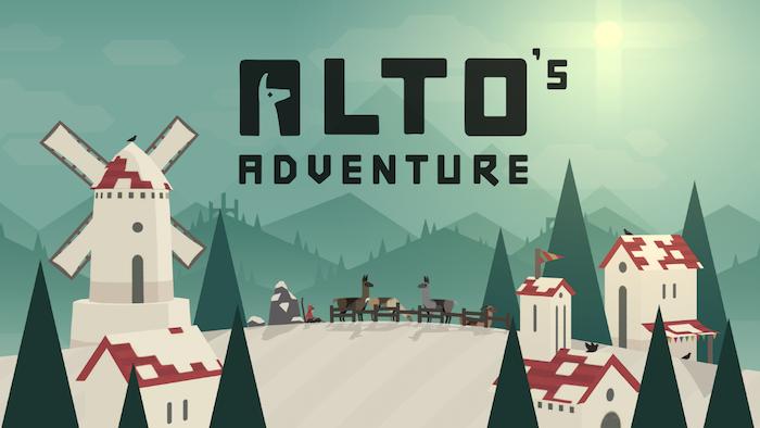 Alto's Adventure logo