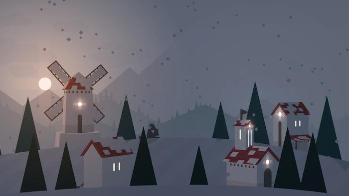 Alto's Adventure dorp
