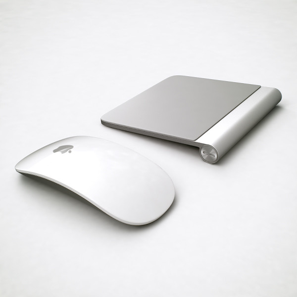 Magic Mouse trackpad