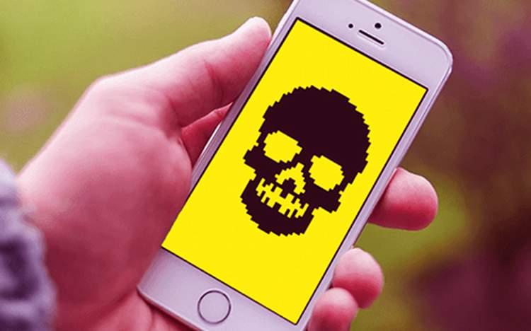 malware iphone