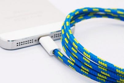 niet gecertificeerde iPhone-kabel