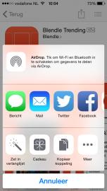 app pins stap 0