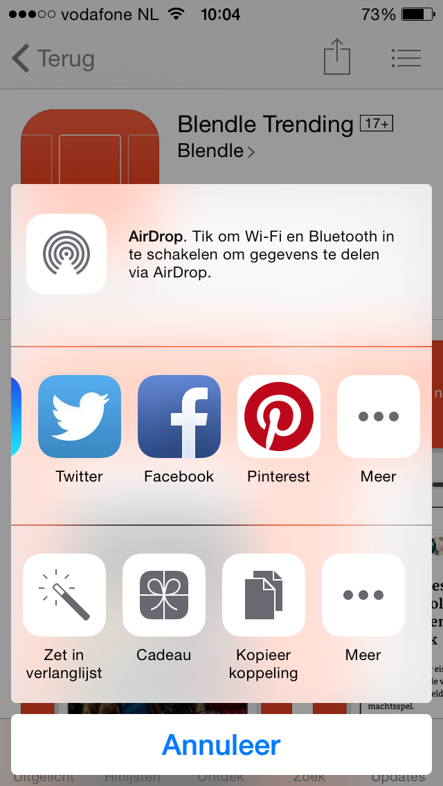 app pins stap 2