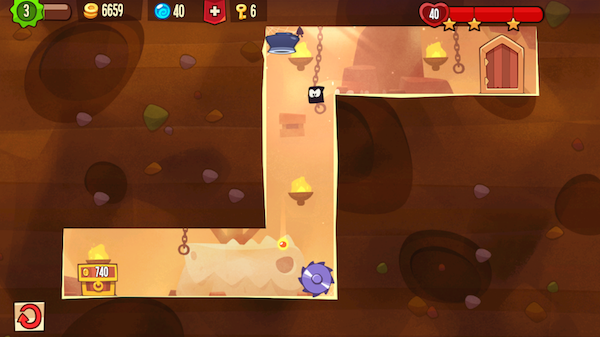 King of Thieves level