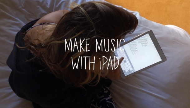 make music ipad