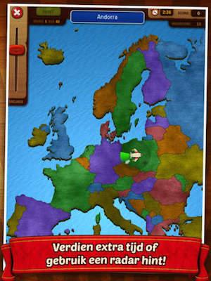 topo europa
