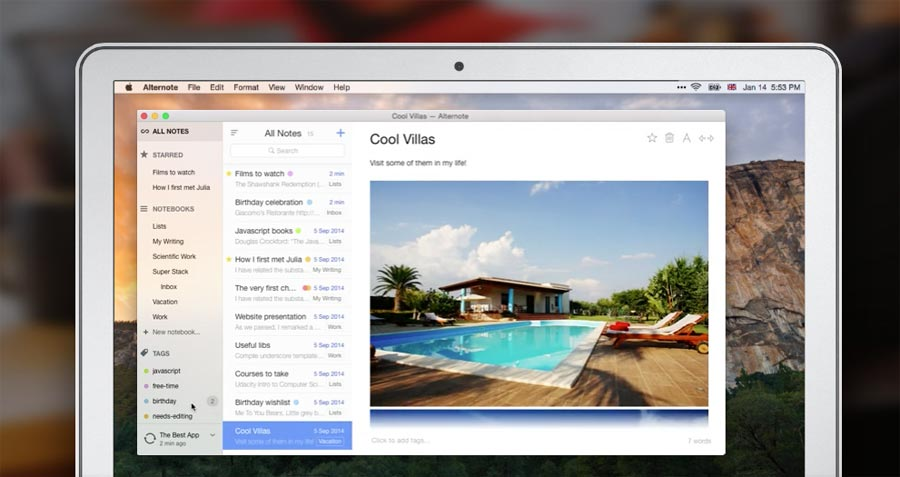alternote-app-mac