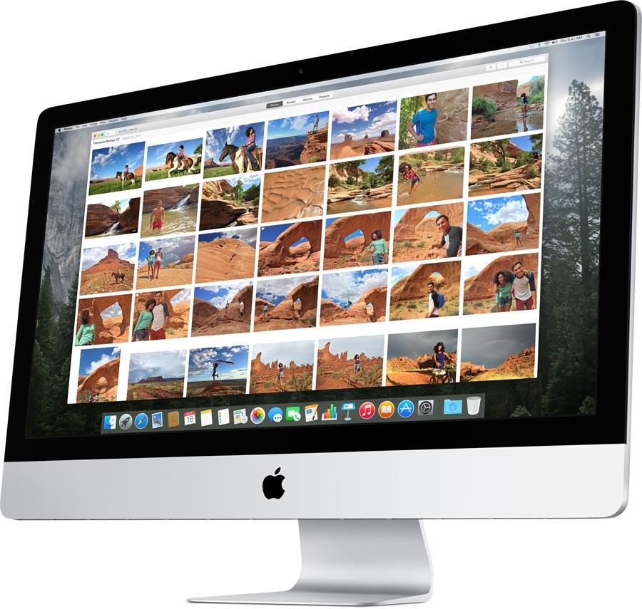 iMac-Photos-app