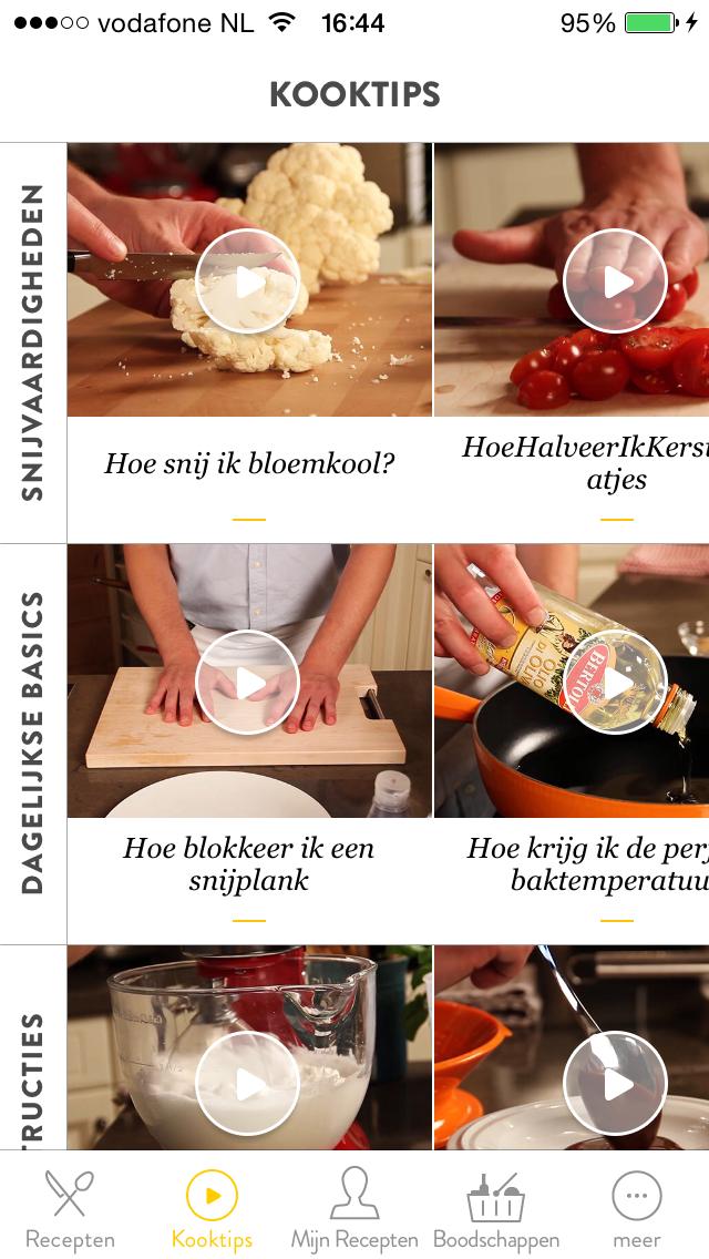 Kitchen Stories tips