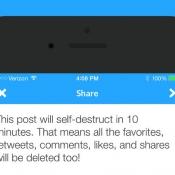 Xpire iOS app fature