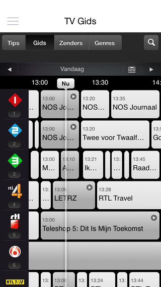ziggo tv iphone 2