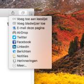 Safari Leeslijst gebruiken op iPhone, iPad en Mac