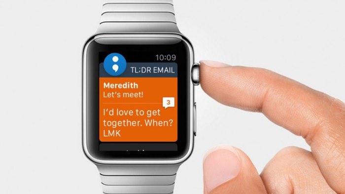 tldr email app