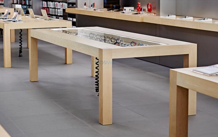 apple-watch-demonstratie-tafel-apple-store