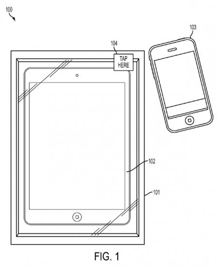 Apple Personalisering patent