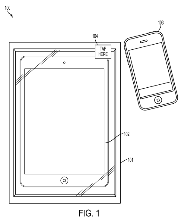 Apple Personalisering patent