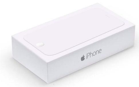 iPhone 6 verpakking
