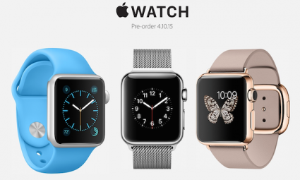 Apple Watch reserving