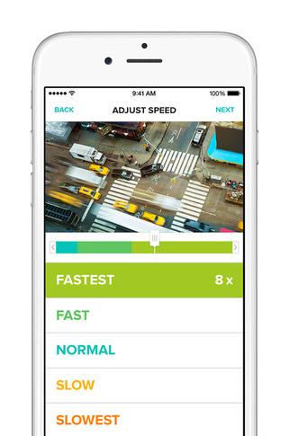 Tempo screenshot