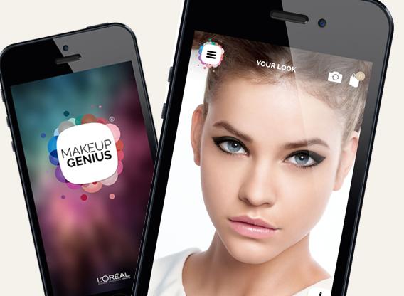 Makeup Genius app