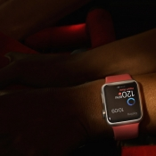 Apple watch fitness sport opening