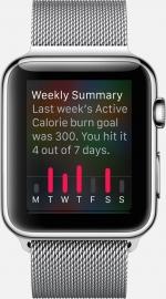 apple watch fitness sport calorieën