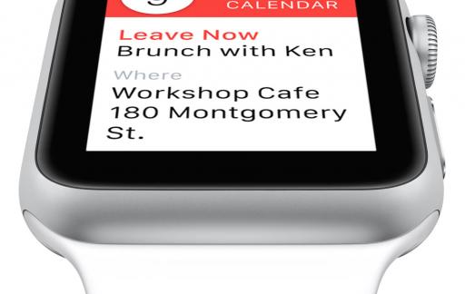 Apple watch productiviteit herinneringen