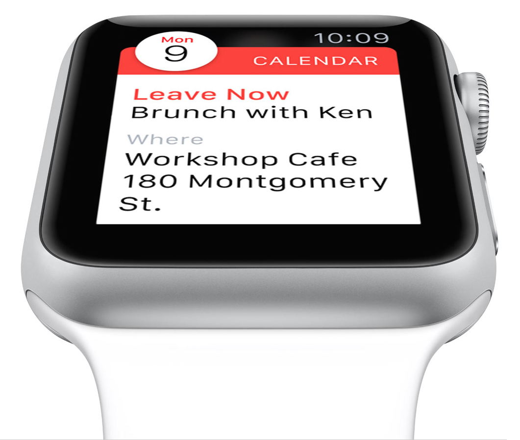 Apple watch productiviteit herinneringen