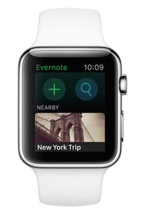 Apple watch productiviteit apps