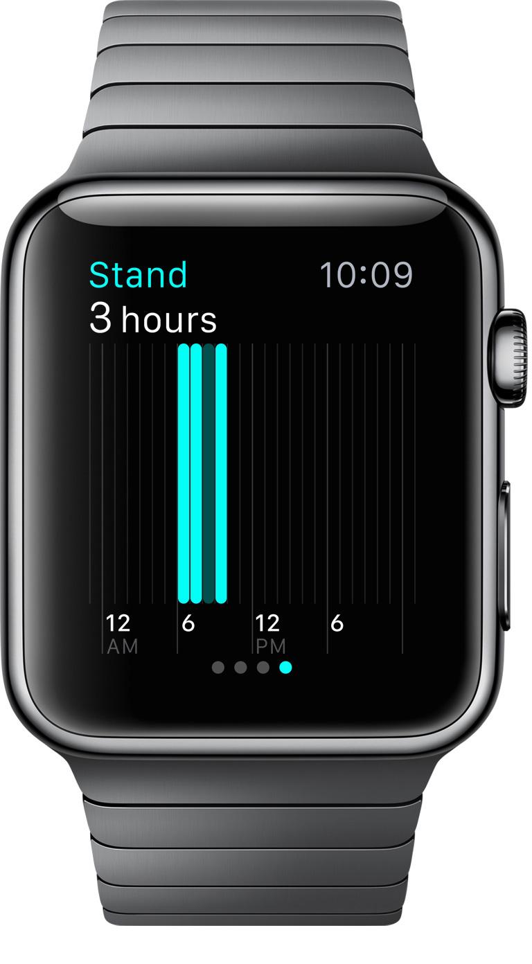 apple watch gezondheid meldingen