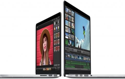 MacBook Pro's