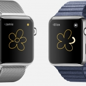 Apple Watch tekenen