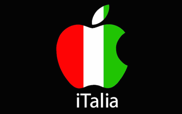 Apple Italië