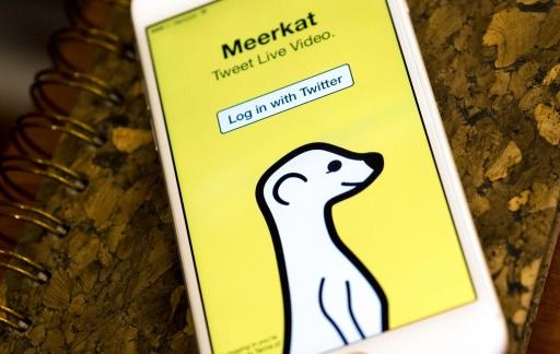 meerkat iphone app