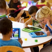 iPad in de klas -