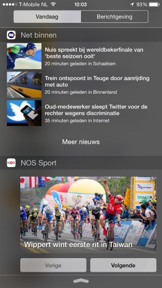 NU.nl widget
