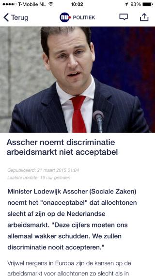 NU.nl artikel