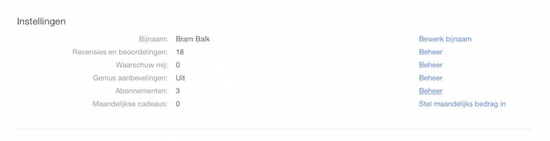 Netflix opzeggen mac