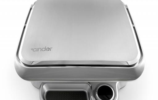 Cinder Sensing Cooker apparaat