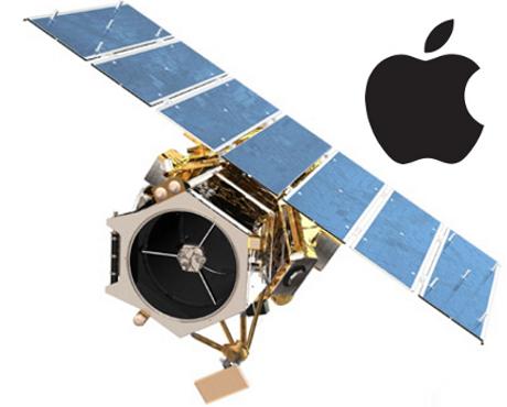 Apple satellite