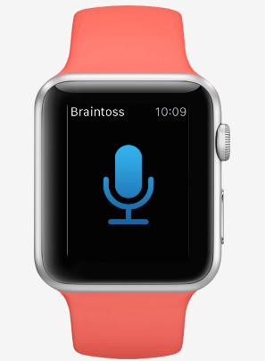 Apple Watch Braintoss