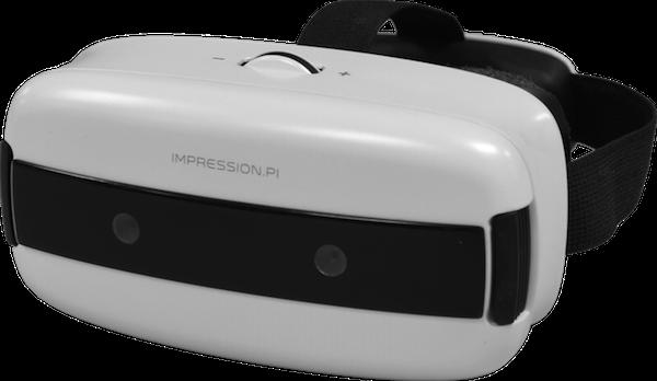 Impression Pi virtual reality bril