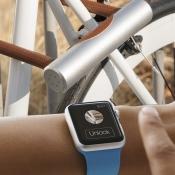 Dit fietsslot ontgrendel je vanaf de Apple Watch