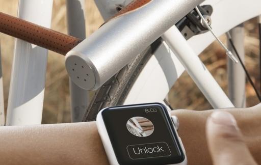 FUZ Designs Noke U-Lock
