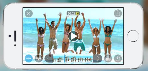 Instanty video app