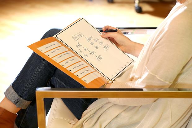 Rocketbook notitieboekje