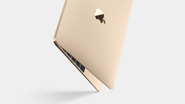MacBook goud